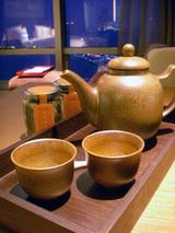ウェルカムは中国茶
