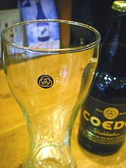 COEDO漆黒は専用グラスで