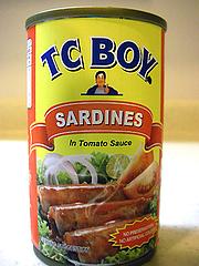 Sardines in Tomato Sauce - TC BOY