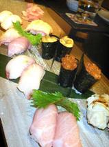 年末のお寿司三昧