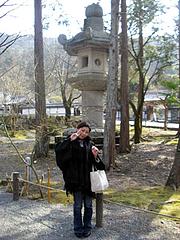 南禅寺 石灯籠
