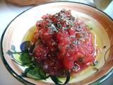 さっぱりトマトマ