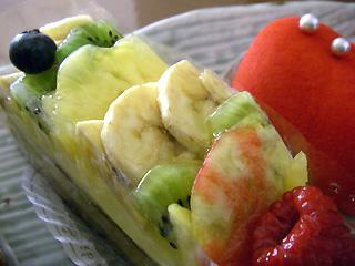 Bande aux Fruits