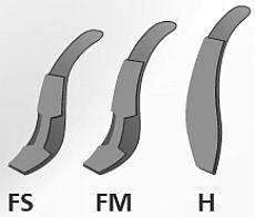 jewely shank flexible