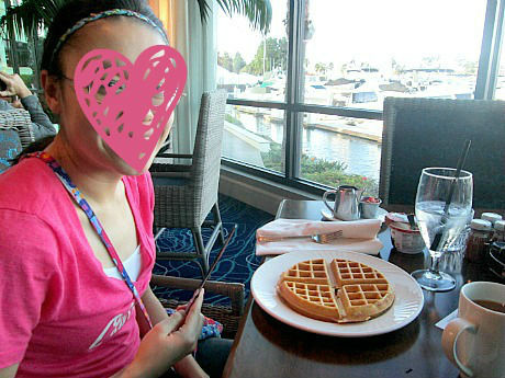 an waffle blog