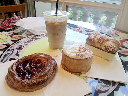 Palio pastries