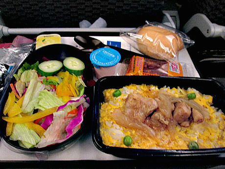 inflight meal 1