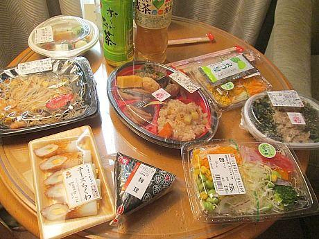 conveni food