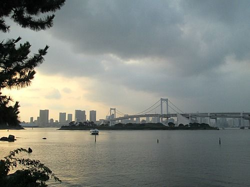 view with rainbow bridge 1