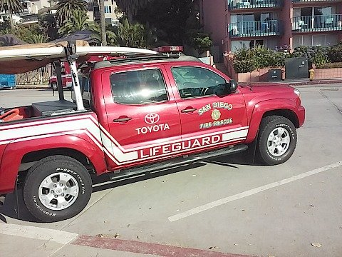 Toyota Lifeguard