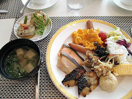 Terrace food