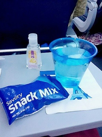 in-flight snack pm
