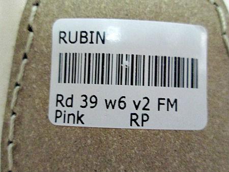 Rubin size