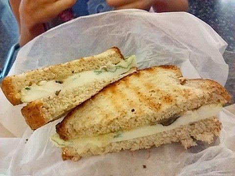 eggwhite sandwich