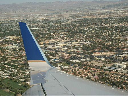 Above Vegas