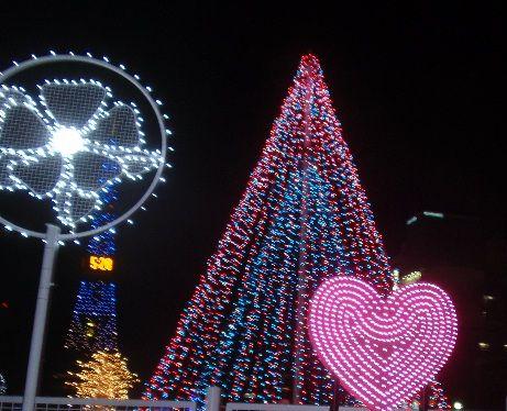 札幌ホワイトクリスマス
