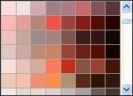 カラーパレット(グリッド)20111021