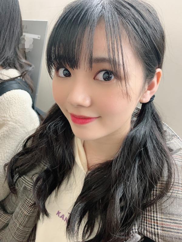 モーニング娘。加賀楓、こぶしファクトリー浜浦彩乃にツインテールを強要