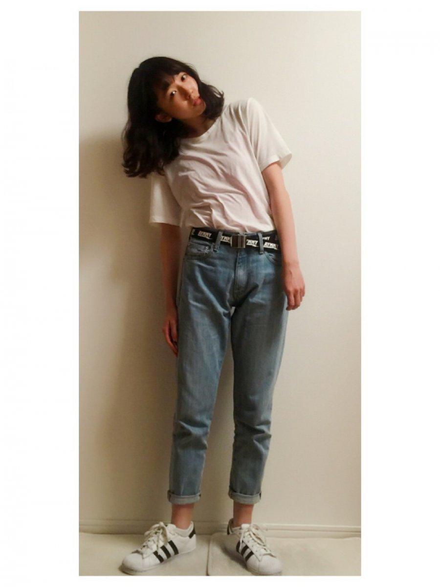 勝田のwear用写真を撮る室田さん ->画像>24枚