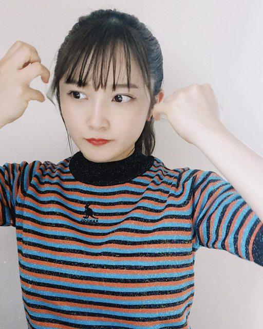 モーニング娘。森戸知沙希の最新ショットが鞘師里保に似ていると話題