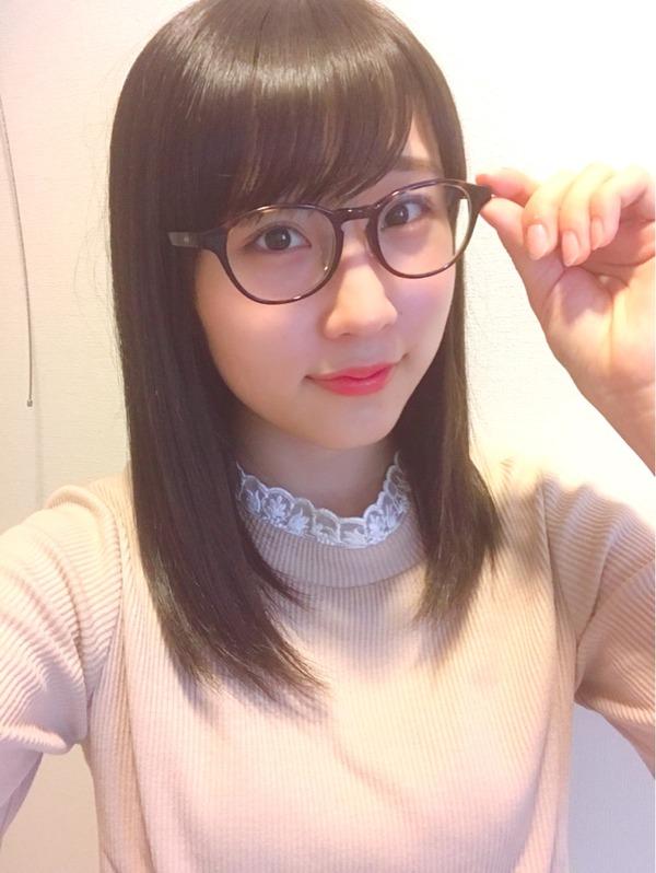 眼鏡っ娘、JuiceJuice段原瑠々