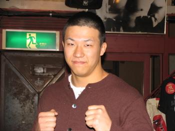 マスター大森の格闘日記:2008年0...