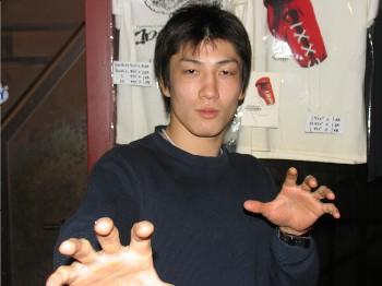 マスター大森の格闘日記:DJ.taik...