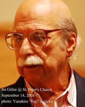 Ira Gitler 2008-0914