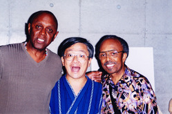 Tootie+Jimmy HEATH Osaka 99-0825
