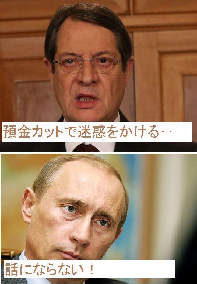 キプロスとロシア
