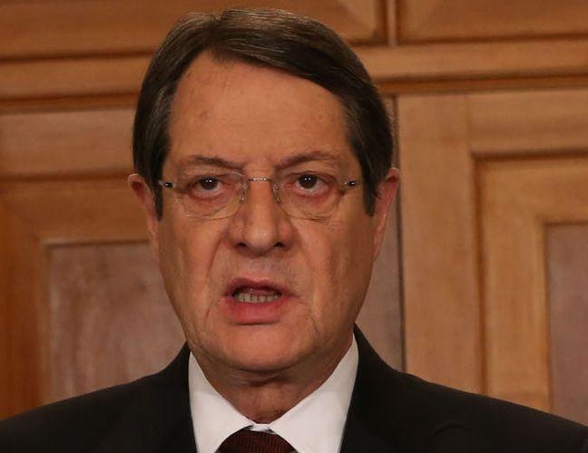 キプロス大統領