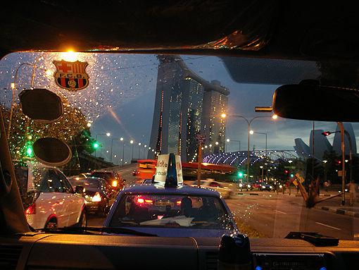 Singapore旅行記その1