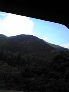 山形の車窓から