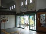 豊郷駅改札
