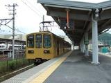 800系2両編成・米原駅
