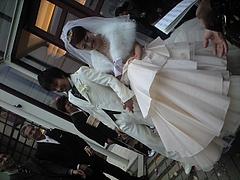 スタッフM結婚式