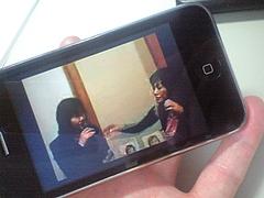iPhone 2日目