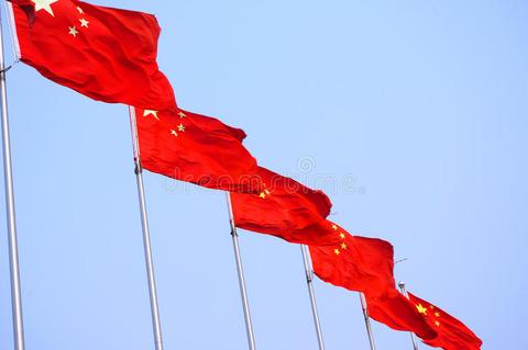 中国国旗-23122818