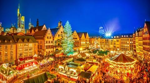 ドイツ夜景