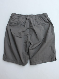 Perfection Cotton Poprin Easy Shorts GRAY (3)