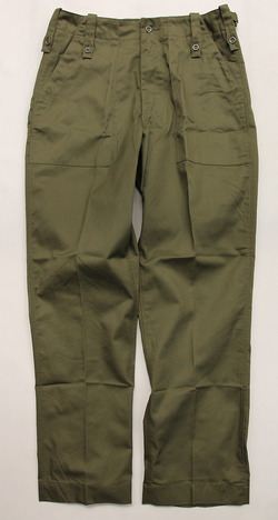 Dead Stock British Military Light Weight Fatigue OLIVE (5)