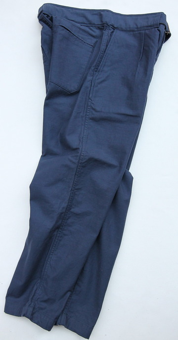 ARAN Belt Pants NAVY (7)