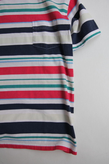 Goodon Multi Border Tee Shirt (4)