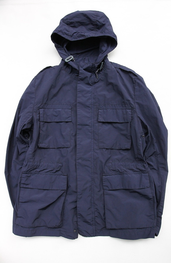 MIDA Type M65 With Hood Materiale made in Japan NAVY