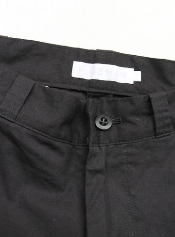 RICEMAN Tapered Pants BLACK (2)
