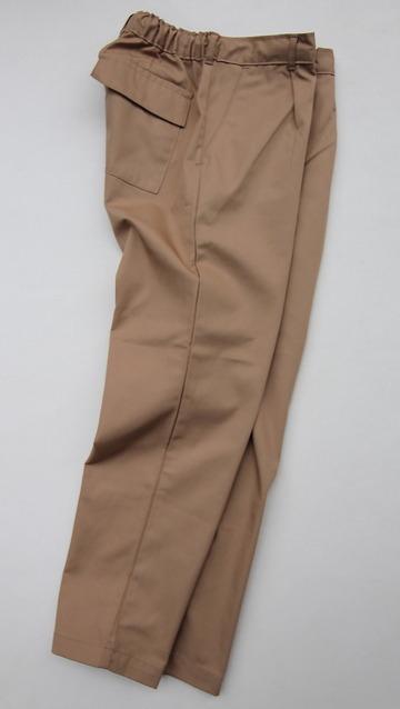 Uniformworld Work Pants CAMEL (2)