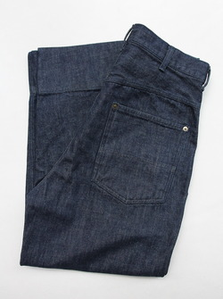 RICEMAN Work Pants INDIGO