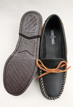 MINNETONKA Camp Moc BLACK (7)
