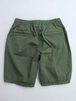 Perfection Cotton Poprin Easy Shorts OLIVE (2)
