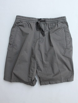Perfection Cotton Poprin Easy Shorts GRAY (2)